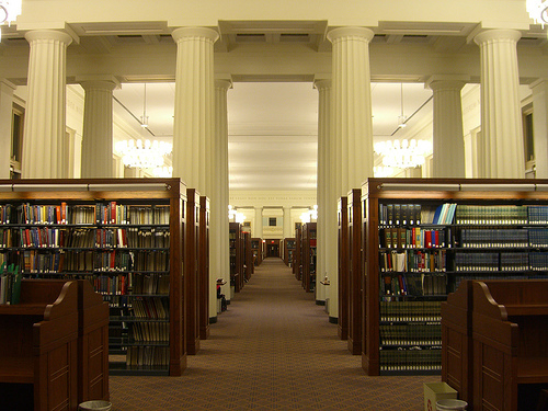 Librarie-of-harvard