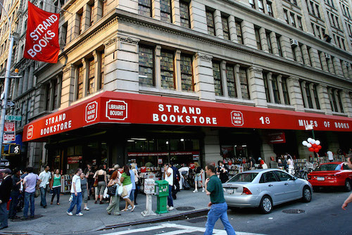 Publisher's Weekly Celebrates The Strand's 80 Years